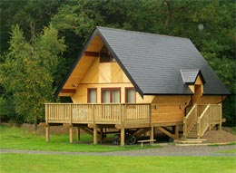 Forest Lodge Holiday Homes For Sale At Clifford Bridge